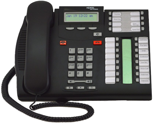 Nortel T7316E IP Phone